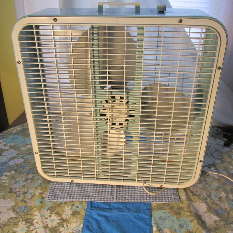 Box Fans On Sale : Wiskeylizard and co s